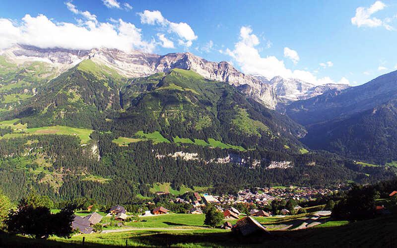 Switzerland Property Price Update